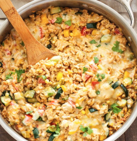 Homemade Turkey and Vegetable Delight Dog Food Recipe