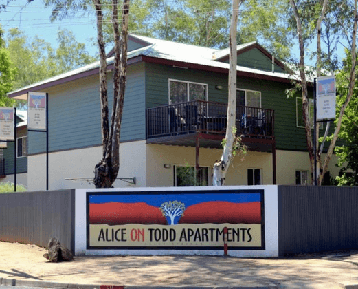 Alice on Todd Apartments – The Gap (Alice Springs) | Pet friendly accommodation NT
