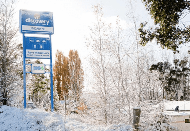 Pet friendly accommodation ACT & Snowy Mountains   Discovery Park – Jindabyne