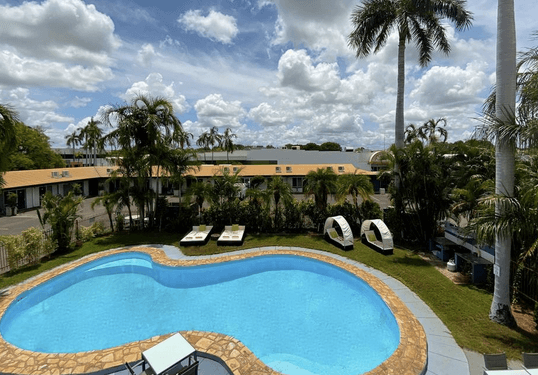 Katherine Motel   The Best Dog friendly road trips NT - Dog friendly holiday ideas Northern Territory