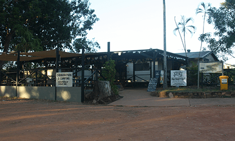 The Daly River Inn – Daly River (Highway 28)   Dog friendly hotels NT - Luxury dog friendly accommodation NT Australia