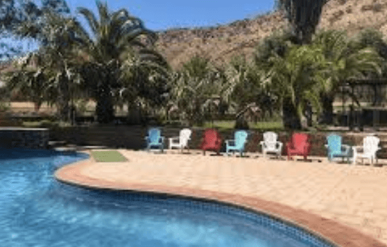 Alice in the Territory | dog friendly accommodation with pool NT