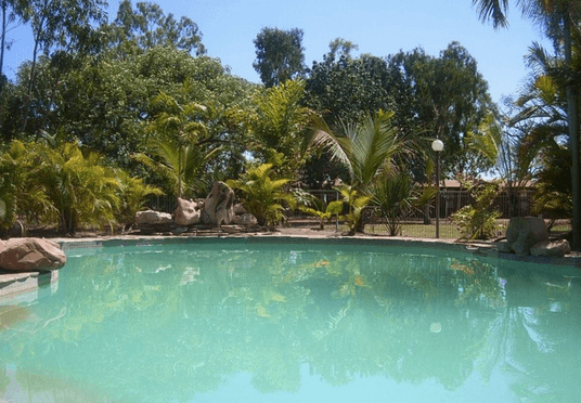 Territory Manor Motel & Caravan Park | dog friendly accommodation NT