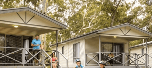 Discovery Parks Clare Valley dog friendly holidays