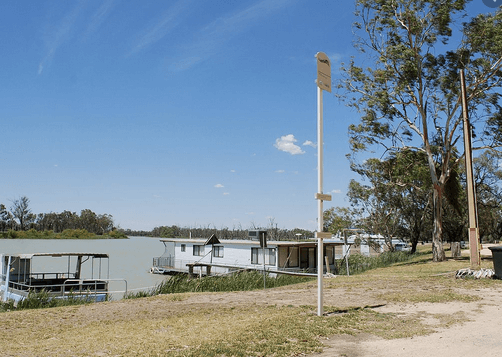 Kingston on Murray Park – Riverland region camping SA with dogs