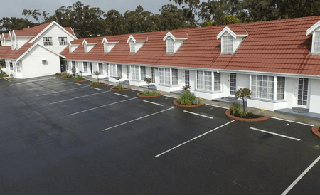 Clare Valley Motel - dog friendly road trips SA