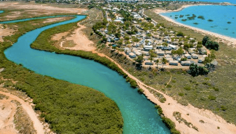 Discovery Parks Port Hedland Dog friendly camping WA