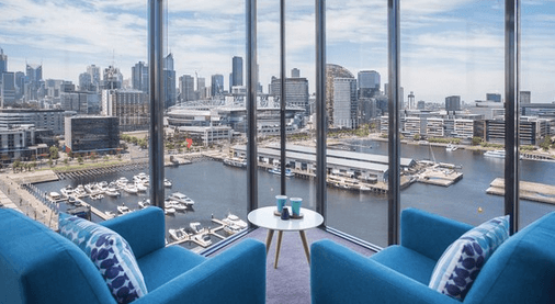 The Sebel Residences – Dog friendly accommodation with pool Melbourne Docklands